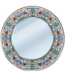 Декоративное зеркало. 40 см.  З-4005