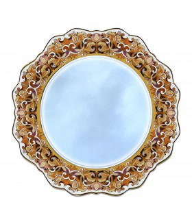 Декоративное зеркало. 75см. З-7503