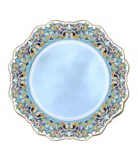 Декоративное зеркало. 75см. З-7504