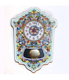 Декоративные часы с маятником Ч-7003