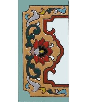 Боковина керамическая левая 002