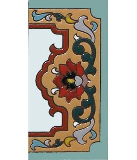 Боковина керамическая правая 002