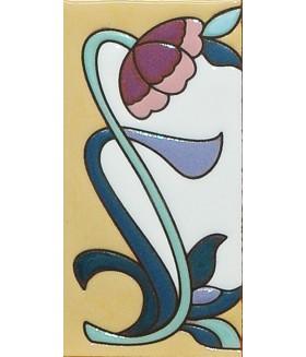 Боковина керамическая левая 006