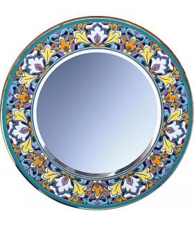 Декоративное зеркало. 40 см.  З-4004