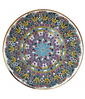 Декоративная тарелка Т-3009