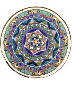 Декоративная тарелка Т-4001