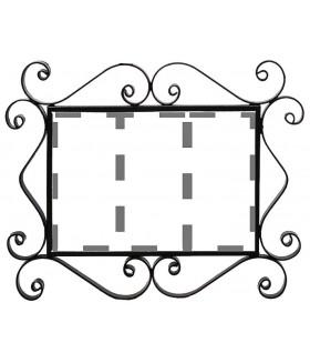 Рама для номера на 3 элемента